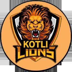 Kotli Lions Logo - Kashmir Premier League KPL 2021