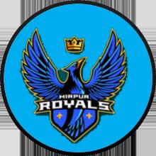 Mirpur Royals LOGO